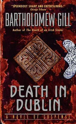 Death in Dublin by Bartholomew Gill image
