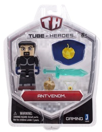 Tube Heroes: AntVenom Core Figure