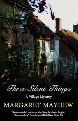 Three Silent Things by Margaret Mayhew image