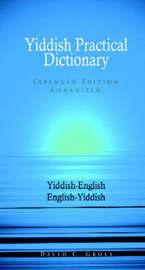 Yiddish-English / English-Yiddish Practical Dictionary image