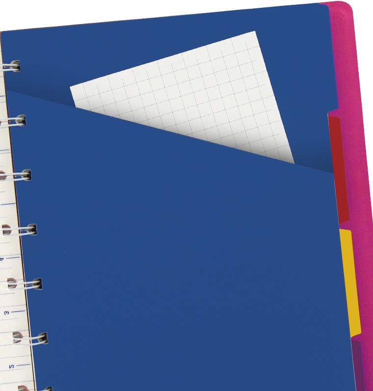 Filofax - A5 Notebook - Fuchsia image