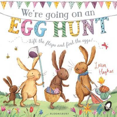 We're Going on an Egg Hunt by Martha Mumford