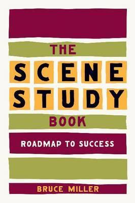 Scene Study Book by Bruce Miller