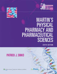 Martin's Physical Pharmacy and Pharmaceutical Sciences image