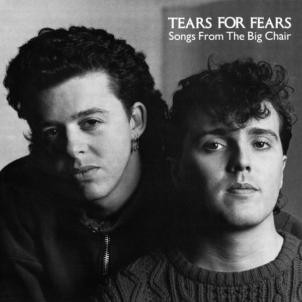 Songs From The Big Chair by Tears For Fears image