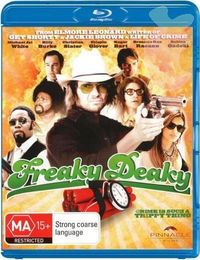 Freaky Deaky on Blu-ray