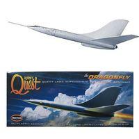 Jonny Quest Dragonfly 12-Inch Model Kit