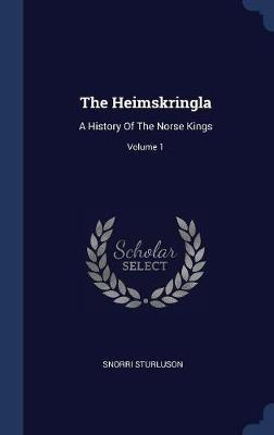 The Heimskringla by Snorri Sturluson image