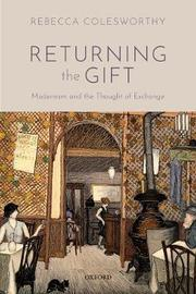 Returning the Gift by Rebecca Colesworthy image