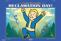 Fallout 76 - Reclamation Day Maxi Poster (846)