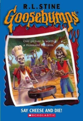 Say Cheese and Die by R.L. Stine image