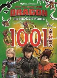 How to Train Your Dragon The Hidden World: 1001 Stickers by DreamWorks Animation