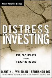 Distress Investing by Martin J Whitman