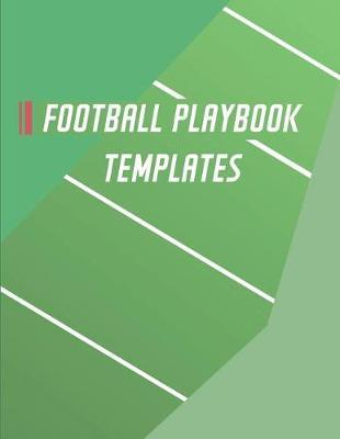 Football Playbook Templates by Winning Play Books