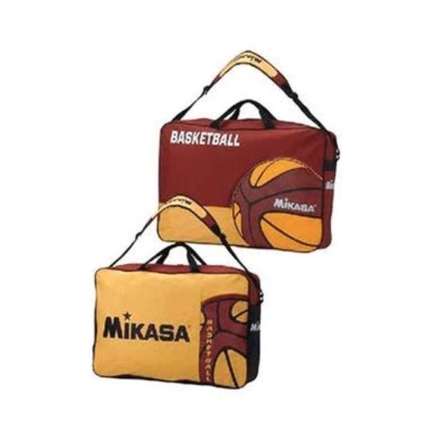 Mikasa 6-Ball Basketball Bag
