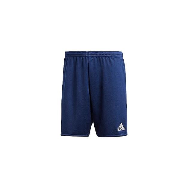 Adidas: Parma Shorts (Youth) - Dark Blue/White (13-14)