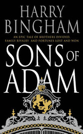 The Sons of Adam by Harry Bingham
