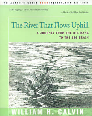 The River That Flows Uphill by William H Calvin image