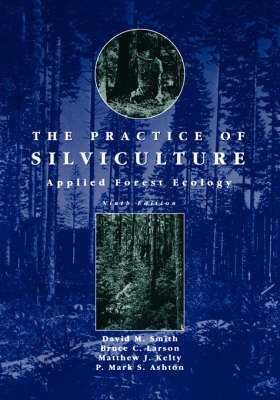 The Practice of Silviculture by David M Smith image