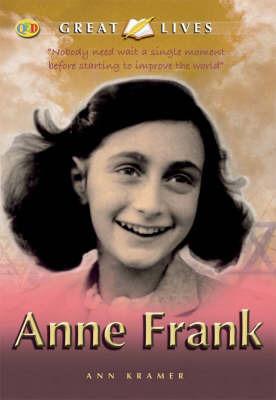 Anne Frank by Ann Kramer image