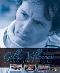 Gilles Villeneuve: A Photographic Portrait by Nigel Roebuck image