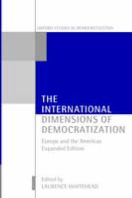 The International Dimensions of Democratization