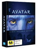 Avatar: Extended Collector's Edition Fan Pack on Blu-ray