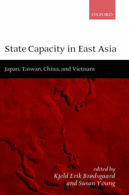 State Capacity in East Asia
