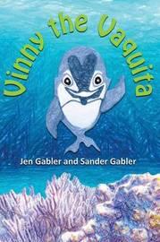 Vinny the Vaquita by Jen Gabler