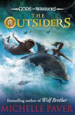 The Outsiders (Gods and Warriors Book 1) by Michelle Paver image