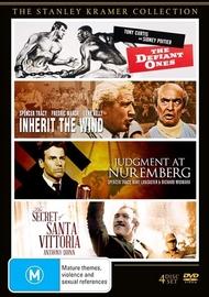Stanley Kramer Collection on DVD