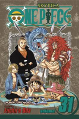 One Piece, Vol. 31 by Eiichiro Oda