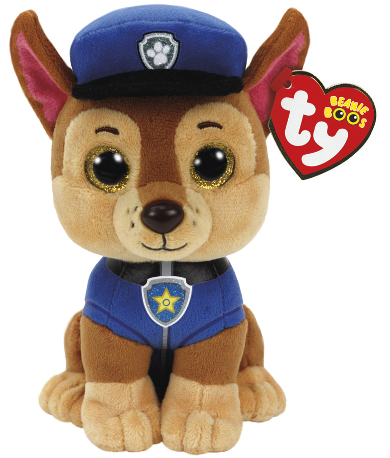 Ty Beanie: Paw Patrol - Chase image