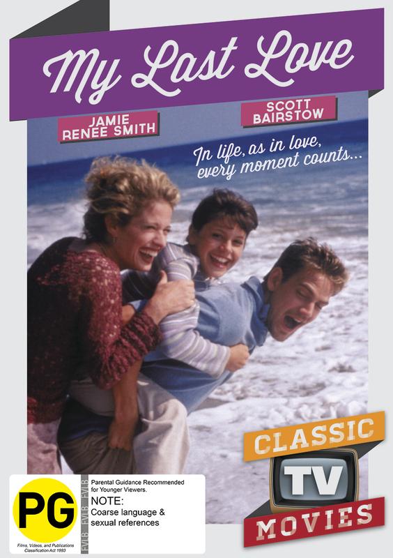 My Last Love on DVD