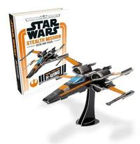 Star Wars: Stealth Mission Book and Model by Lucas Film Book Group image