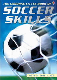 The Usborne Little Book of Soccer Skills by Gill Harvey image
