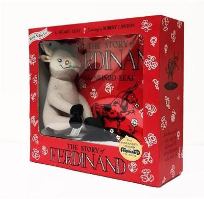 Ferdinand Book and Toy Set by Munro Leaf