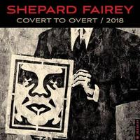 Shepard Fairey 2018 Wall Calendar by Shepard Fairey