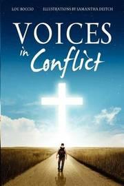 Voices in Conflict by Lou Boccio