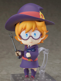 Little Witch Academia: Nendoroid Lotte Yanson - Articulated Figure