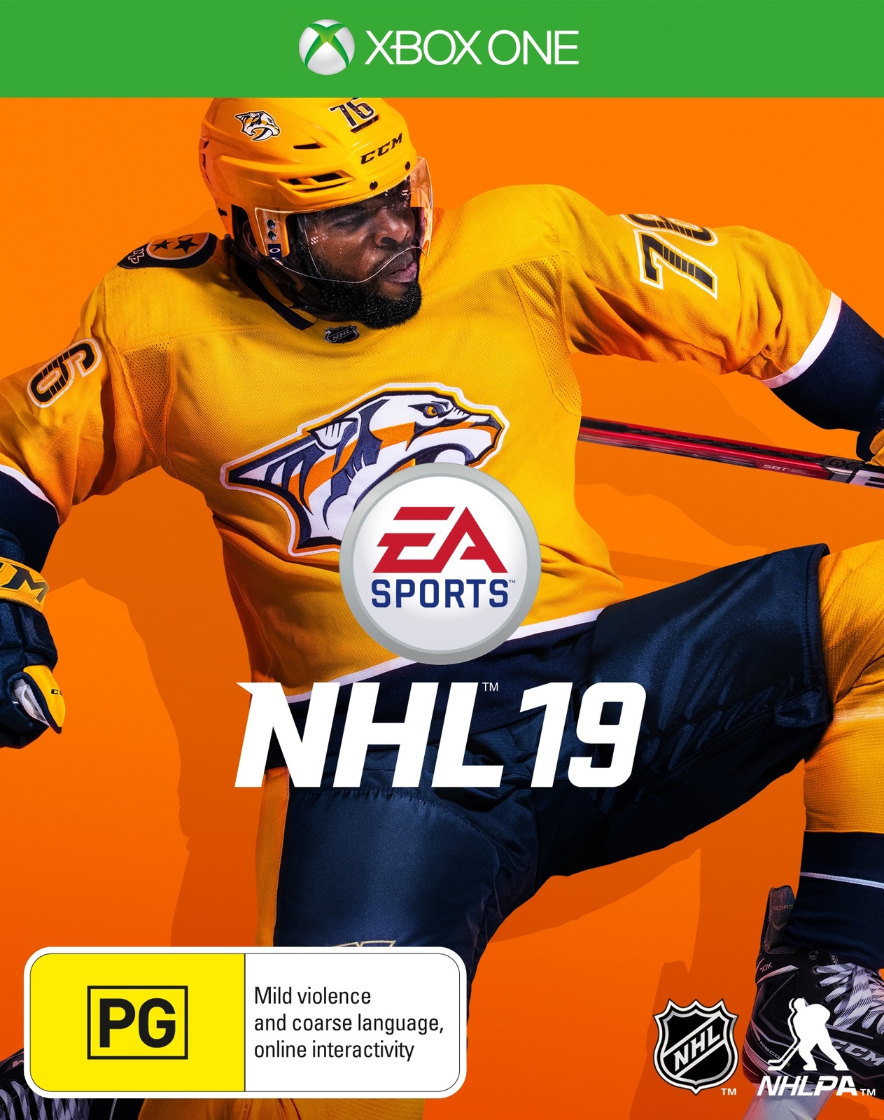 NHL 19 for Xbox One image