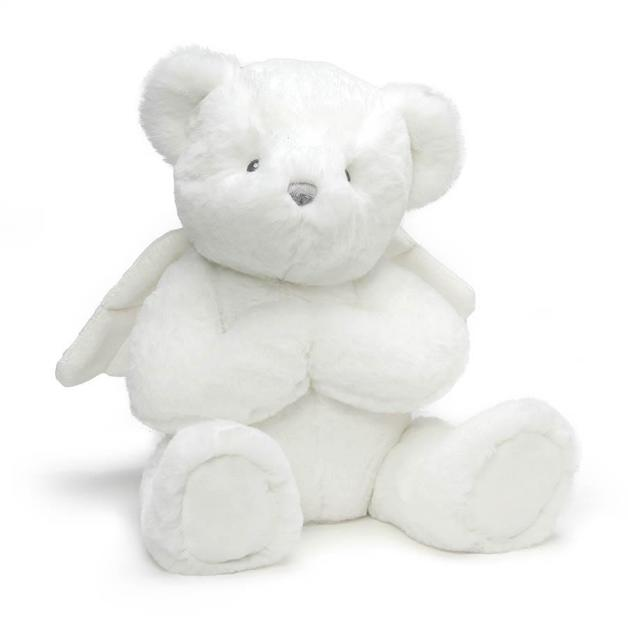 "Gund: My Little Angel Bear - 14"" Plush"