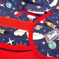 Banz Carewear: Reversible Sunhat - Space (2-5 years)