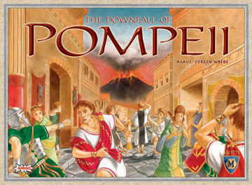 The Downfall of Pompeii image