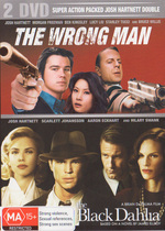 Wrong Man, The (2006) / Black Dahlia (2 Disc Set) on DVD