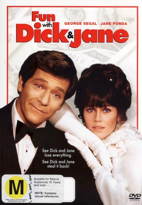Fun With Dick And Jane (Original) on DVD