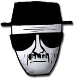 Breaking Bad - Heisenberg Cushion