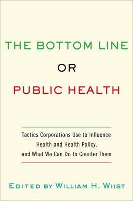 The Bottom Line or Public Health image