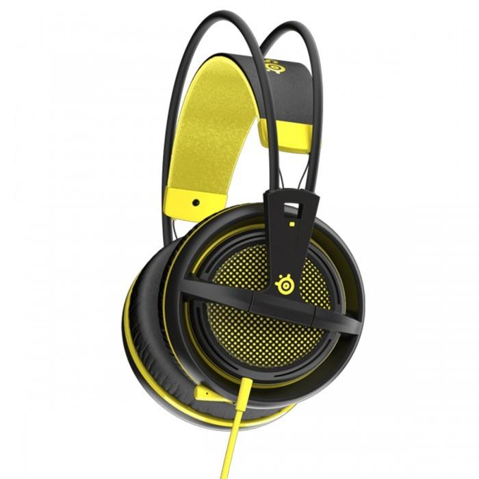 Game headphones xbox one - SteelSeries Siberia 200 - headset Overview