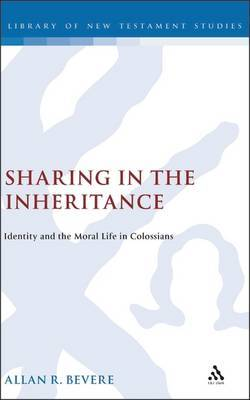 Sharing in the Inheritance by R. Bevere Allan image